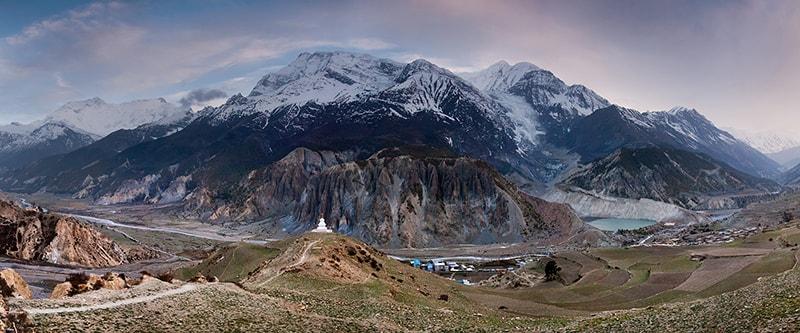 Как пойти в поход в Непал