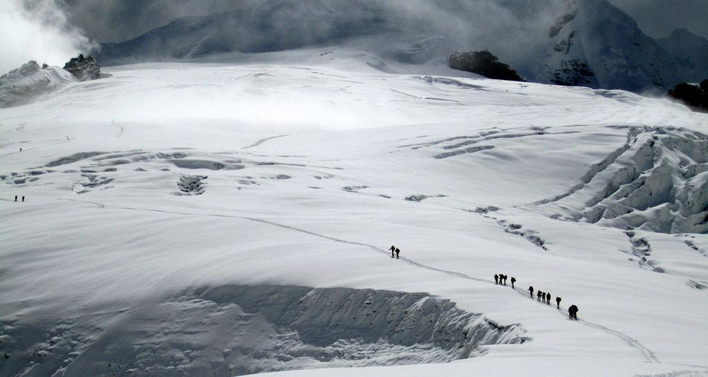 Восхождения на вершины Непала