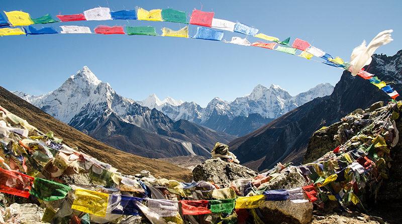 Успешно завершен треккинг к Эвересту - фото 4