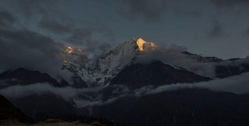 Треккинг к Эвересту на майские