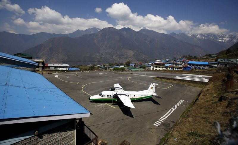 Самолеты Непал