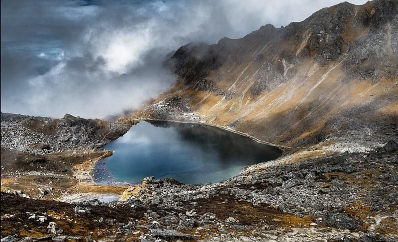 Трек Лантанг - озеро Госайкунда