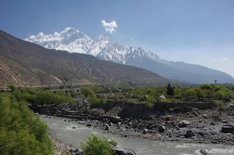 Район Мустанг в Непале