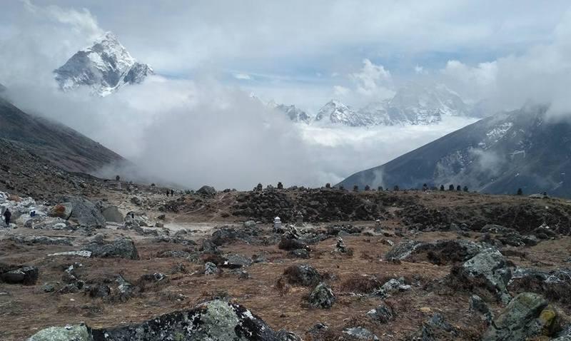 Облачные Гималаи