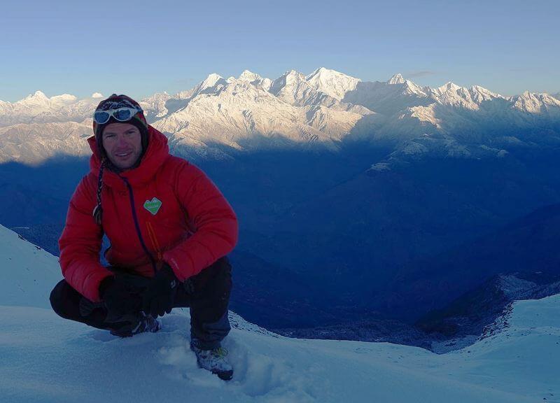 Горный гид в Гималаях