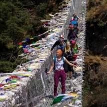 Трек к Эвересту через Гокио апрель-май 2017 - фото 11