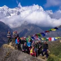 Трек к Эвересту через Гокио апрель-май 2017 - фото 14
