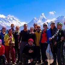 Трек к Эвересту через Гокио апрель-май 2017 - фото 15
