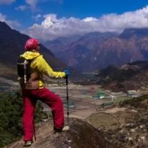 Трек к Эвересту через Гокио апрель-май 2017 - фото 23