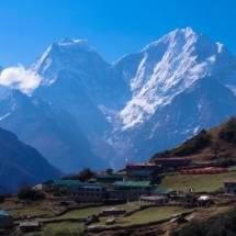 Трек к Эвересту через Гокио апрель-май 2017 - фото 30