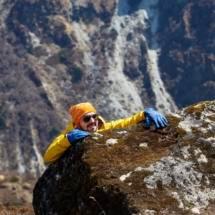 Трек к Эвересту через Гокио апрель-май 2017 - фото 32