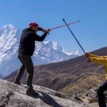 Трек к Эвересту через Гокио апрель-май 2017 - фото 34