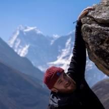 Трек к Эвересту через Гокио апрель-май 2017 - фото 35