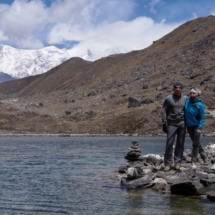 Трек к Эвересту через Гокио апрель-май 2017 - фото 37
