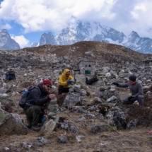 Трек к Эвересту через Гокио апрель-май 2017 - фото 38
