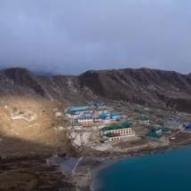 Трек к Эвересту через Гокио апрель-май 2017 - фото 39