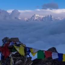 Трек к Эвересту через Гокио апрель-май 2017 - фото 41