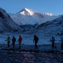 Трек к Эвересту через Гокио апрель-май 2017 - фото 46
