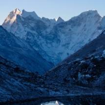 Трек к Эвересту через Гокио апрель-май 2017 - фото 47