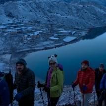 Трек к Эвересту через Гокио апрель-май 2017 - фото 48
