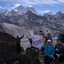 Трек к Эвересту через Гокио апрель-май 2017 - фото 52