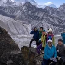 Трек к Эвересту через Гокио апрель-май 2017 - фото 53