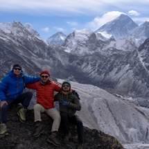 Трек к Эвересту через Гокио апрель-май 2017 - фото 54