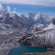 Трек к Эвересту через Гокио апрель-май 2017 - фото 55
