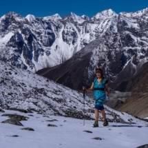 Трек к Эвересту через Гокио апрель-май 2017 - фото 57