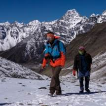 Трек к Эвересту через Гокио апрель-май 2017 - фото 58