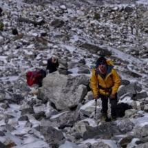 Трек к Эвересту через Гокио апрель-май 2017 - фото 61