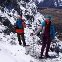 Трек к Эвересту через Гокио апрель-май 2017 - фото 63