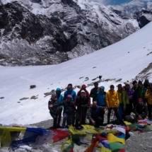 Трек к Эвересту через Гокио апрель-май 2017 - фото 64