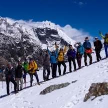 Трек к Эвересту через Гокио апрель-май 2017 - фото 65