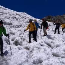 Трек к Эвересту через Гокио апрель-май 2017 - фото 66