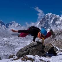 Трек к Эвересту через Гокио апрель-май 2017 - фото 70