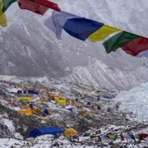 Трек к Эвересту через Гокио апрель-май 2017 - фото 73