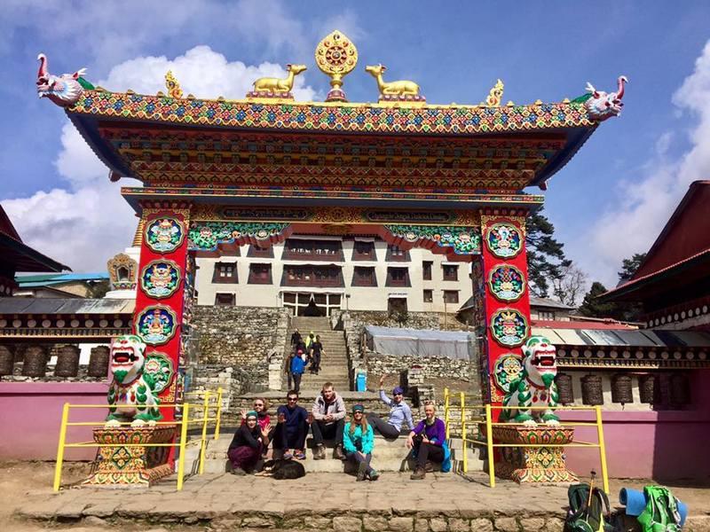 Тьянгбоче монастырь