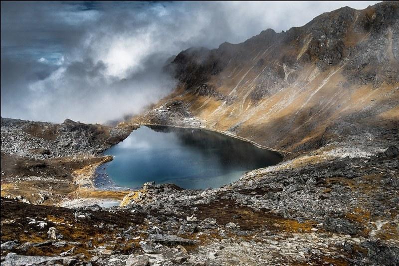 Озеро Госайкунда