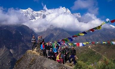 Тур к Эвересту за 7 дней